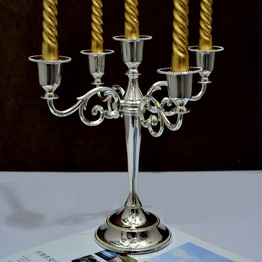 Oil Candleholder Pillar in Holders US17 Wedding 57 Gold Menorah Art Tealight Candlestick Lantern Centerpieces Candelabra Mumluk Candle Lamp 45OFF 4j53RqcAL