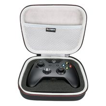 LTGEM EVA Hard Case Travel Carrying Draagbare tas voor Xbox One/Xbox One S/Xbox One X controller met Mesh zak Past Plu(China)