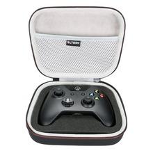 LTGEM EVA twarde etui bilansowa podróży przenośne skrzynki torba dla Xbox One konsoli Xbox One S konsoli Xbox One X kontroler z siateczkowa kieszeń pasuje do Plu tanie tanio Torby podróżne 429 6g 6inch Ciąg 14 2inch Podróż skrzynki Klasyczny Wszechstronny CS039 Włókniny tkaniny 3 8inch