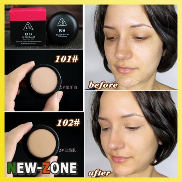 Makeup Cream Foundation Face Concealer Creamy Flawless Cover ...