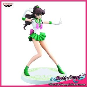 Image 1 - PrettyAngel   Genuine Banpresto Pretty Guardian Sailor Moon Girls Memories Figure Sailor Jupiter Mars Venus Toys Action Figure
