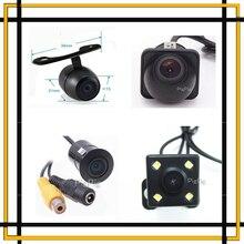 Promoción de visión trasera Universal de la cámara / vista frontal de la cámara de la visión nocturna impermeable de copia de seguridad ayuda al aparcamiento marcha atrás cam