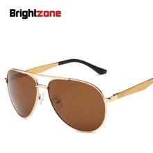 Новый шаблон Алюминий магния поляризованный свет Солнцезащитные очки для женщин Человек привода зеркала жаба Очки Солнцезащитные очки для женщин Óculos De Sol Gafas