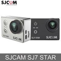 Оригинальный SJCAM SJ7 STAR экшен спорт камера Wi Fi 4 К 2 ''Сенсорный экран удаленного Ambarella A12S75 30 м Водонепроницаемый Спорт экшин Камера Cam мини DVR