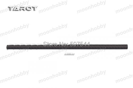 Tarot TL45037-06 450 Pro 3K Reinforced Carbon Fiber Tail Boom Tarot 450 Parts Free Shipping With Tracking