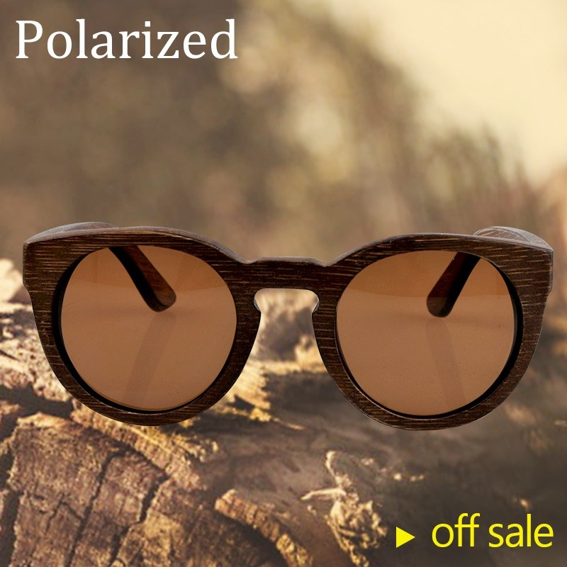 2017 hot sell fashion wood glasses taobao bamboo sunglasses women for travelling decoration handmade bamboo sunglasses cr39 ...