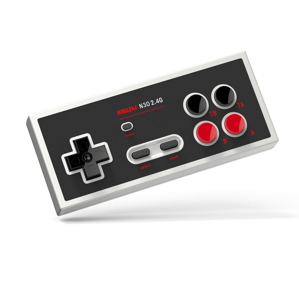 8BitDo N30 2.4G Wireless Gamepad NES Classic Edition Controller junior republic junior republic блузка со стразами белая