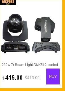 80*3w rgb 3in1 luzes 80x3 w luzes