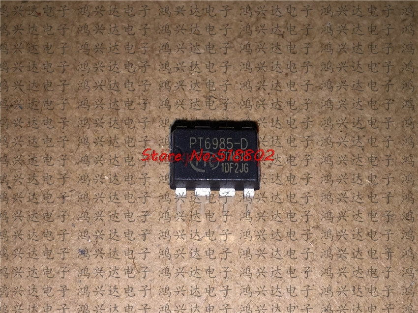1pcs/lot PT6985-D PT6985 DIP-8 In Stock