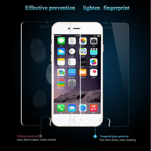 Protective Clear Tempered Glass for iPhone