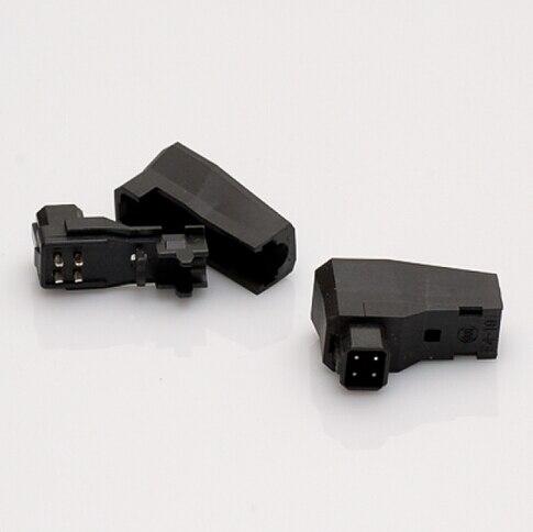 free shipping alo/rsa 1/4 xlr RSA701 balanced output amp xlr plug 2pcs