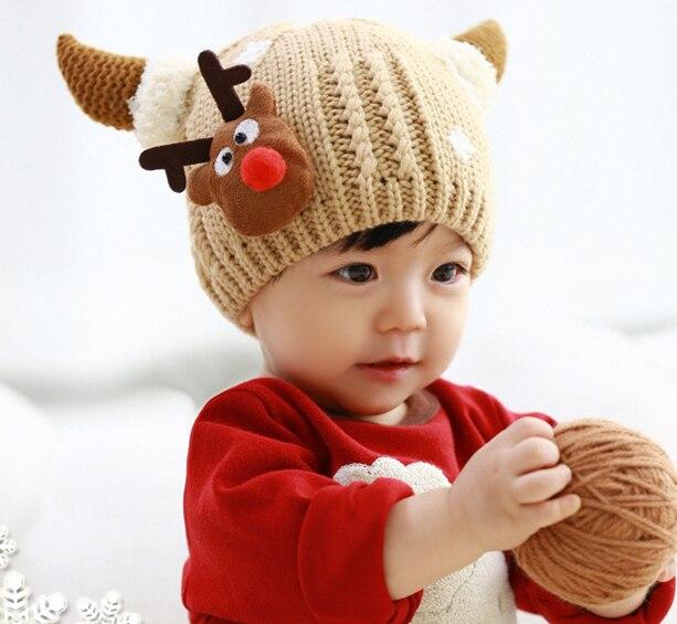 Stuart Little Baby Hat Baby Winter Hat Thick Baby Bomber Hat For Girl Boy  Cap Plus Velvet Child Accessory Ear Protection 44895b88232