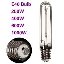 250 Вт E40 супер HPS светильник для выращивания, балласт для комнатных растений, лампа для выращивания растений
