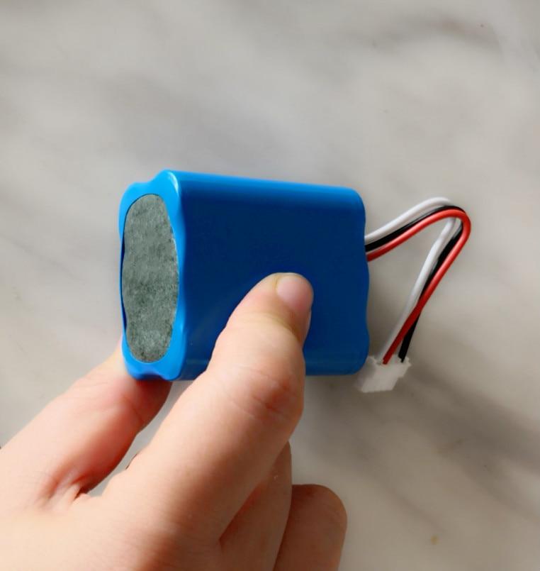 For iRobot Braava 380, 380T, Mint 5200, 5200B, 5200C 7.2V 3500mAh Battery Replacement 7 2v 2200mah ni mh replacement battery pack for irobot mint 5200 5200b 5200c braava 380t floor cleaner