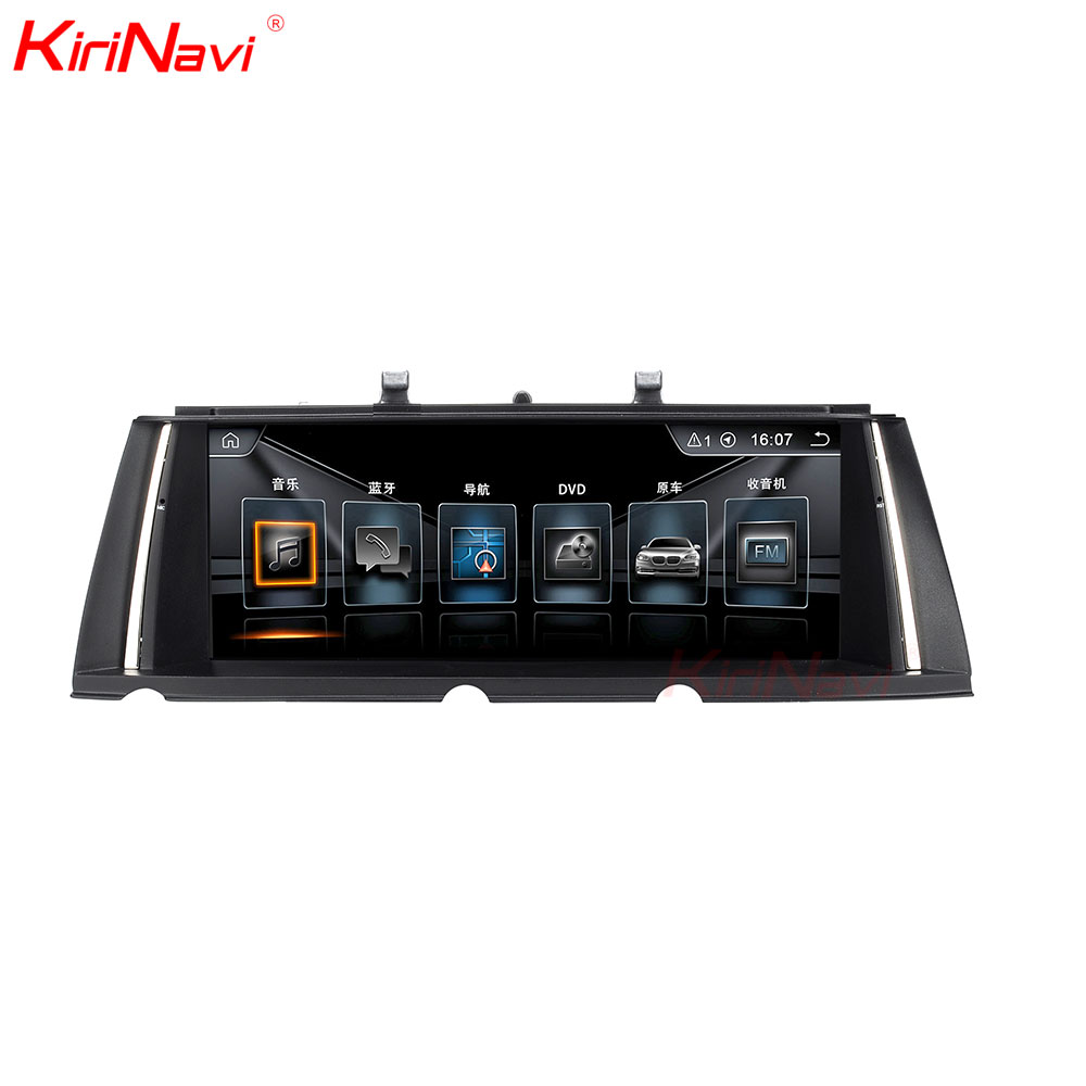 KiriNavi Quad Core Android 4.4 10.25 inch car multimedia For BMW 7 Series F01 F02 2009 2012 Navigation System