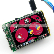 Big sale 3.2 Inch TFT LCD Display Module Touch Screen For Raspberry Pi B+ B A+ Raspberry pi 3