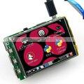 3.2 Дюймов TFT LCD Дисплей Модуль С Сенсорным Экраном Для Raspberry Pi B + B + Raspberry pi 3