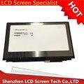 """N140hce-eba 14.0 """"lcd de pantalla táctil digitalizador asamblea de pantalla para lenovo yoga 700-14 80qd yoga 700 14 pantalla táctil"""