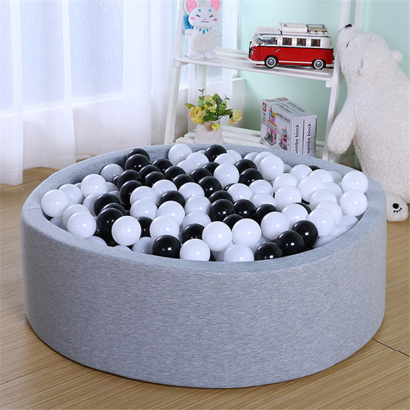 Baby Ocean Ball Pool Children Indoor Game Dry Pool Kid Games Toy Room Newborn Baby Fence Nordic Style Kids Decoration Speelkleed