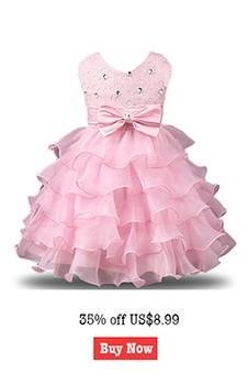 2016 filles Barboteuses vêtements enfants Filles 4