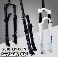 Mountain SR SUNTOUR MTB Bicycle Fork EPIXON 26 / 27.5 / 29er 100mm Bike Fork of air damping front fork 2018