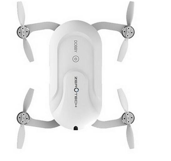 One Extra Battery ZEROTECH Dobby Pocket Selfie Drone FPV With 4K HD Camera GPS Mini