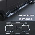 Для Volvo XC90 1997-2014 автомобиля бег Панели авто боковые шаг бар педали Высокое качество Фирменная Новинка оригинальные модели Nerf бары