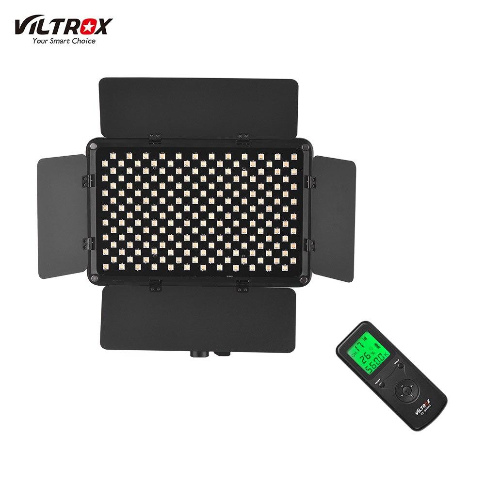 Photography Viltrox VL S192T 45W LED Video Light 3300K 5600K CRI 95 Remote Controller for Wedding