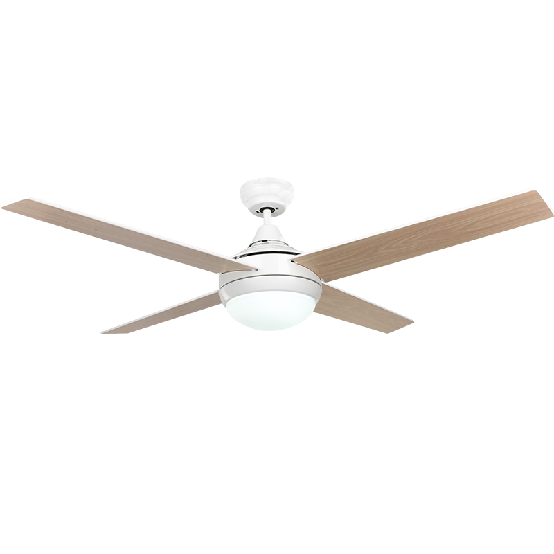A1 Modern dining room ceiling fan with a lamp lamp fan leaf LED European style of the an ...