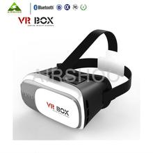 Google Cardboard V2 VR BOX 2 II Smartphone Headset 3D Virtual Reality Glasses Helmet DK2 Goggles + Controller