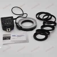 Free Shipping FC100 LED Macro Ring Flash For Canon DSLR Cameras EOS 650D 600D 60D 7D
