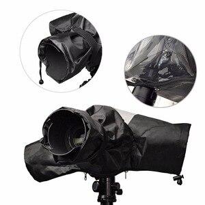 Image 3 - מקצועי עמיד למים מצלמה גשם כיסוי מגן עבור Canon Nikon Sony Pentax הדיגיטלי SLR מצלמות, נהדר עבור גשם לכלוך חול