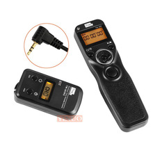 PIXEL TW-283 E3 Control Remoto Inalámbrico Temporizador Disparador Para Canon 760D 750D 700D 650D 600D 550D 500D 60D 70D 1200D T6s T6i