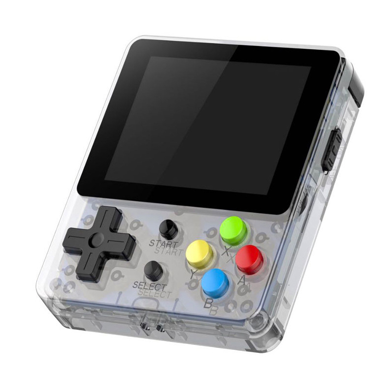 Image 2 - Retro Game Console 2.6inch Screen LDK Game Mini Handheld Game Console Nostalgic Children Retro game Mini Family TV Video Console-in Handheld Game Players from Consumer Electronics