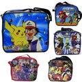 Pokemon Pikachu Super Princess Lanche Almoço Isolados Cooler Bag Tote Presente da Criança Da Menina do Menino 24x20x7 cm
