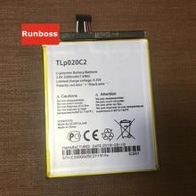 Runboss Original Quality Battery TLp020C1 for Alcatel Idol 2 Idol X Idol S 6037K OT 6032 6035 6037 6040 OT6040D Batteria стоимость