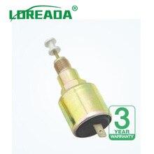LOREADA наборы для Ремонта Карбюратора холостого хода электроклапан для Лада карбюраторный соленоид дроссельной заслонки Vavle 21081107420 2108-1107420