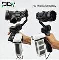 OSMO phantom 3 Batería Externa Adaptador Extender conector batería X5 X3 Mano cardán drone partes accesorios