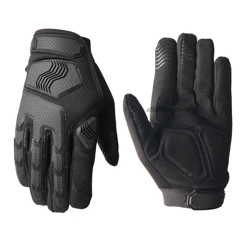 Outdoor Men Tactical Gloves Army Military Combat Airsoft Glove Climbing Shooting Paintball Full Finger Gloves|Hiking Gloves| |  - title=