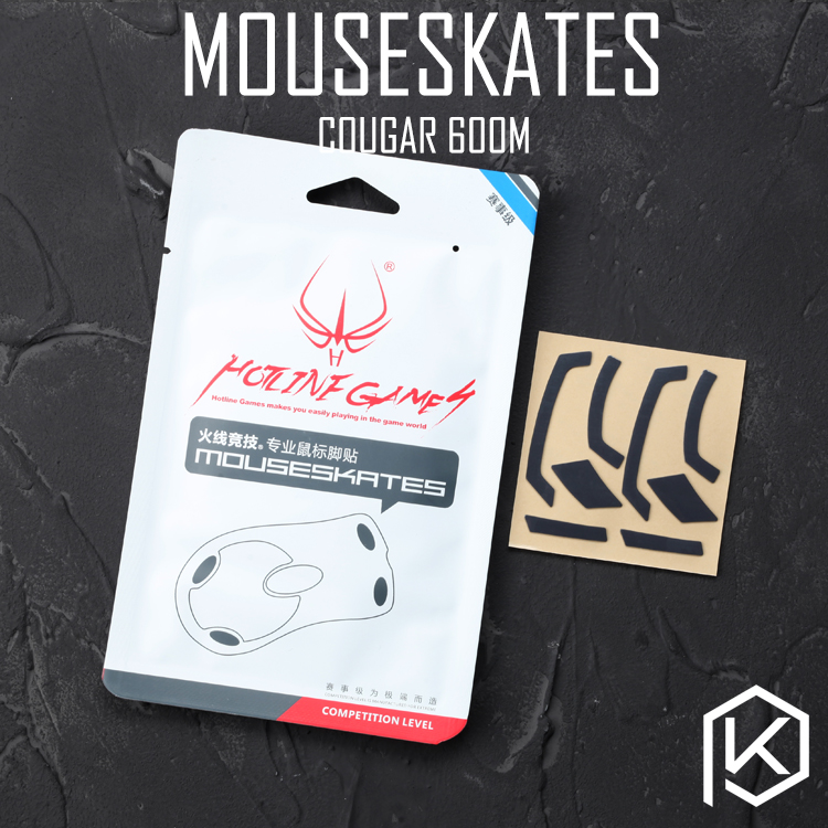 Skates SteelSeries Rival 0.6mm Rival 300 Gaming Mouse Feet