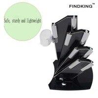 Wysokiej jakości Akrylowa uchwyt nóż nóż nóż kuchenny nóż ceramiczny 3456-inch siedzenia
