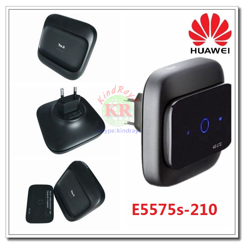 Unlocked HUAWEI E5575  150Mbps 4G LTE wifi Router Mobile hotspot FDD 1800/2600MHZ TDD 2600MhZ PK E5573 unlocked huawei carfi e8377 hilink lte hotspot 4g lte cat5 12v car wifi router free shipping