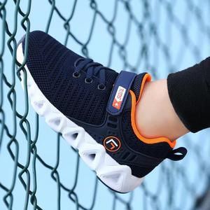 Image 5 - SKHEK Kinder Schuhe für Mädchen Top Marke Schuhe Jungen Sport Schuhe Qualität turnschuhe Kinder Casual Ruinning Schuh Mädchen Turnschuhe 28 36