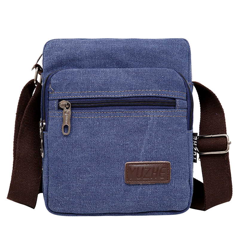 2016 Multifunction Canvas Bag Travel Bolsa Masculina  Crossbody Bag Messenger Bags