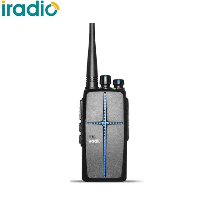 100% オリジナル i CP 680 長距離トランシーバー 10 ワット vhf や uhf ハイパワー双方向ラジオ