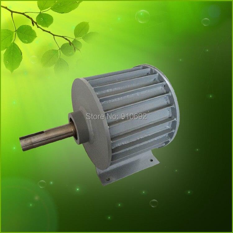 800w -5KW ac rare earth permanent magnet generator 110v 120v 220v 240v Pakistan