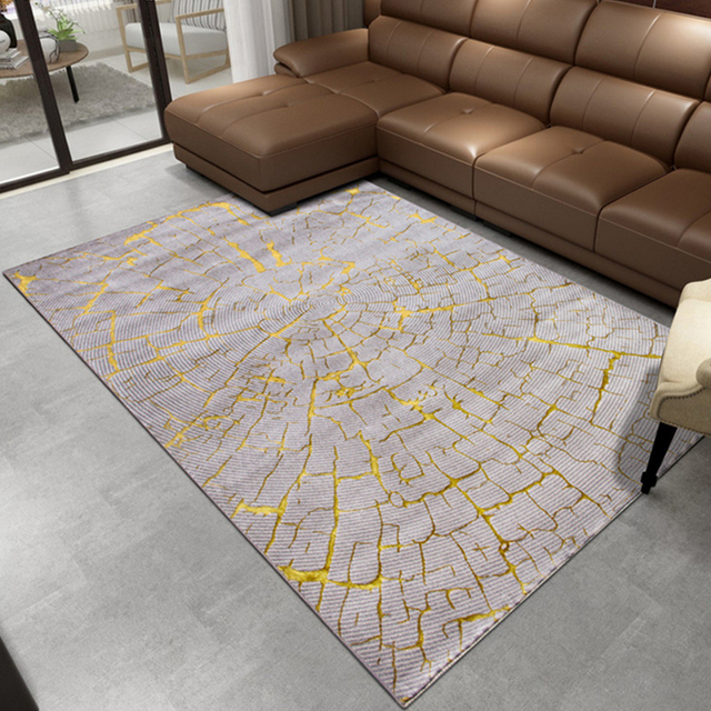 European Style Delicate Hot Sale Large Carpet For Living Room ...