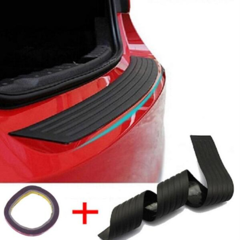 104cm Rear Bumper Trim Protector For <font><b>Volvo</b></font> v70 v40 <font><b>v50</b></font> s60 s80 s40 xc60 xc90 xc70 Car-<font><b>Styling</b></font> Accessories image