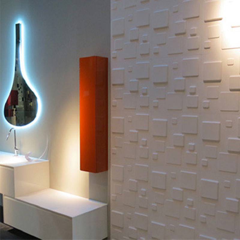 1pc 30x30cm PE Foam 3D Wall Stickers Safty Home Decor