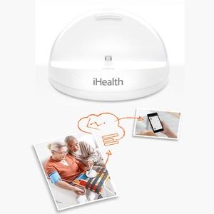 Image 4 - Original Xiaomi iHealth Smart Blood Pressure Meters Dock Monitoring System For Xiaomi Smart Phones Bluetooth Version